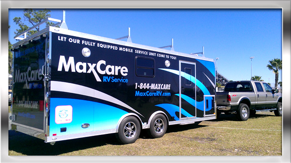 MaxCare RV Service Mobile Unit